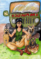 Dogs by tranki-zieleniack