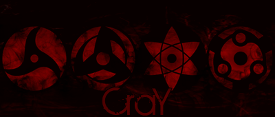My signature of Sharingan for forums.. #12 by Dead96