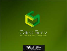 Cairo Server Logo design by ahmedelzahra