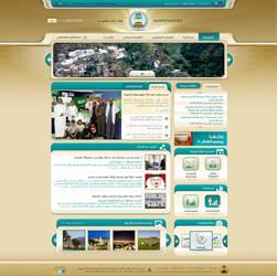 MOE Saudi Arabia Web Design by ahmedelzahra