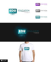 Education Town Logo Op1 by ahmedelzahra