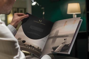Modern Brochure design by ahmedelzahra