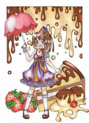 Sweet Girl by NeMi09