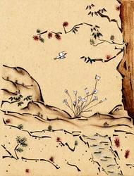Japanese Print I by markelrayes