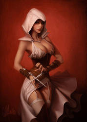 Assassin's Creed ArtBook by Ady18