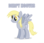 Derpy Hooves by Timon1771