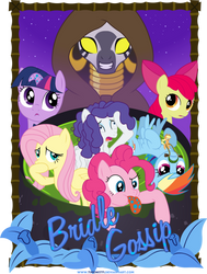 Bridle Gossip Movie Poster by Timon1771