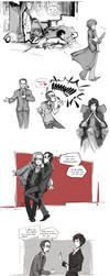 Sherlock Sketch - Dump by paperpixy