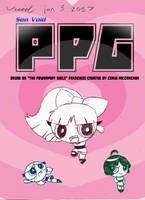 Mock Comics ~ Son Void's PPG by Son-Void
