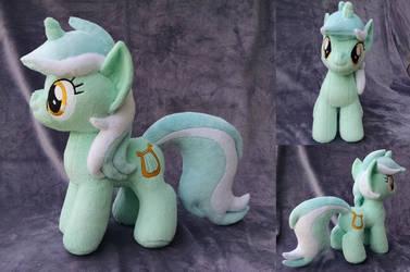 Lyra Heartstrings by Bakufoon