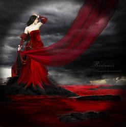 redness by LVAMPAR