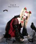 Lady G by LVAMPAR