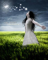 White Spirit by LVAMPAR