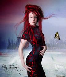 My Glamour by LVAMPAR