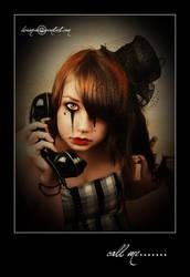 callin' card by LVAMPAR
