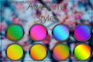 Awesome Styles by Wonderful-Colors