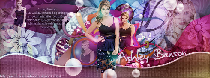 ++Portada- Ashley Benson by Wonderful-Colors