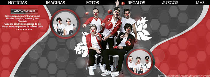 Portada para pagina- 1D by Wonderful-Colors