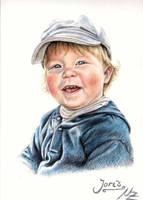 Little Boy by ArtsandDogs