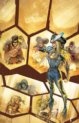 Titans cover final by BroHawk