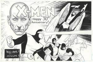 X-Anniversary by BroHawk