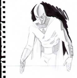 TheGhost-Sketch by BroHawk