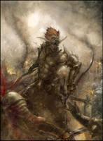 The Trollblade by Gobboking