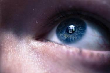 Eye Reflection by RyanM651