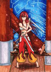 Scarlet by Wayvy