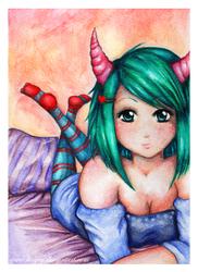 Nyxa by Wayvy