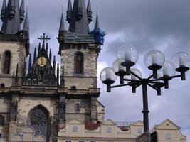 Prague by BlackieX