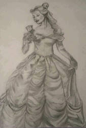 Belle  by ILoveKimPossibleAlot