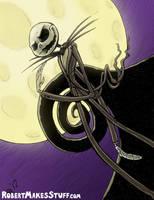 Moon Jack by RobertMakes