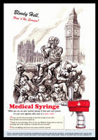 Killing floor - Medical syringe by didism