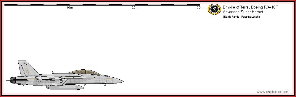 FA-18F Advanced Super Hornet by ATXCowboy