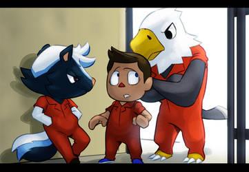 Animal Prison by JoeAdok