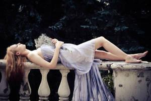 Sleeping beauty by Furstin-Kato