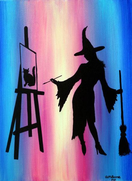 Magic Maker 1 by Ann Marie Bone by newboldworld