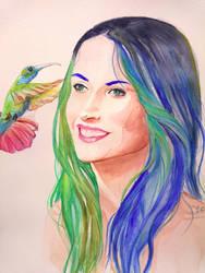 Colibri by LucieKaori