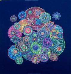 Cosmic by mandalagal