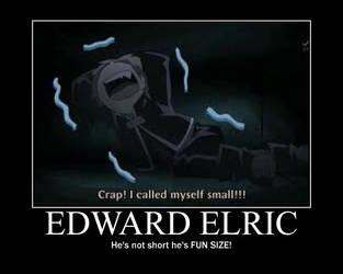 Edward Elric motivational by Chibifan86