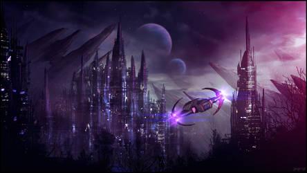 Dark City by gugo78