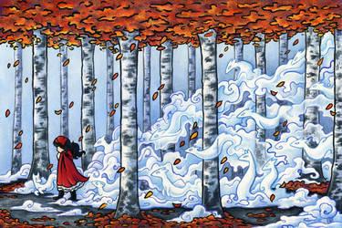Autumn Chill by SpaceTurtleStudios