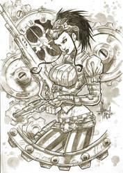 lady Mechanica by Vinz-el-Tabanas