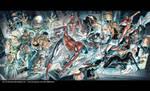 SPIDEY UNIVERS by Vinz-el-Tabanas