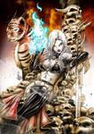 Lady DEATH by Vinz-el-Tabanas