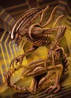 Aliens by Vinz-el-Tabanas