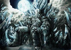 ARTHAS KING World of Warcraft by Vinz-el-Tabanas