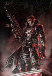 Punisher by Vinz-el-Tabanas