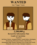 Wanted~ Trigger by Arerona